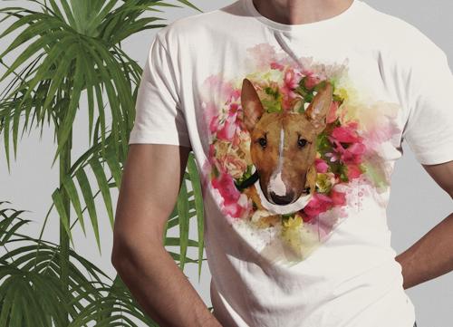 Personalised Dog T-Shirts