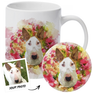 Personalised Mug and Coaster Gift Set