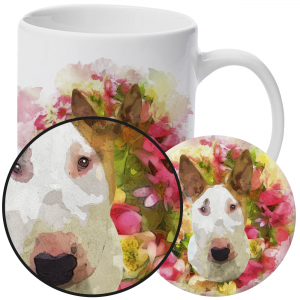 Personalised Mug and Coaster Gift Set