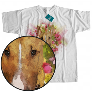 Pet Portrait T-Shirt