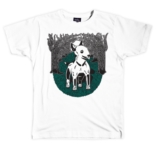 english bull terrier t-shirt