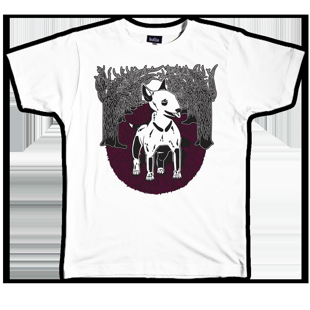 english bull terrier t-shirt