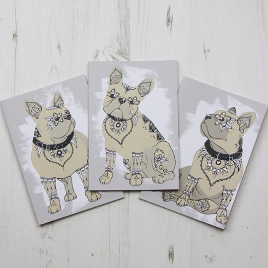 French Bulldog Notebooks